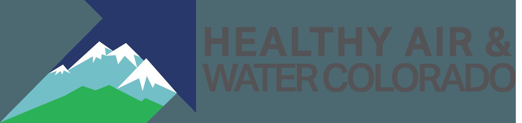 Healthy Air & Water Colorado