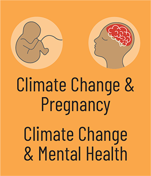 Climate Change and Pregnancy Cimate Change and Mental Health